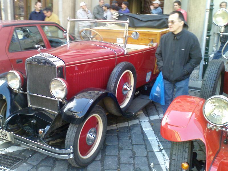 Vintage Car Tours - Oldtimer Tours, Prague Vintage Cars