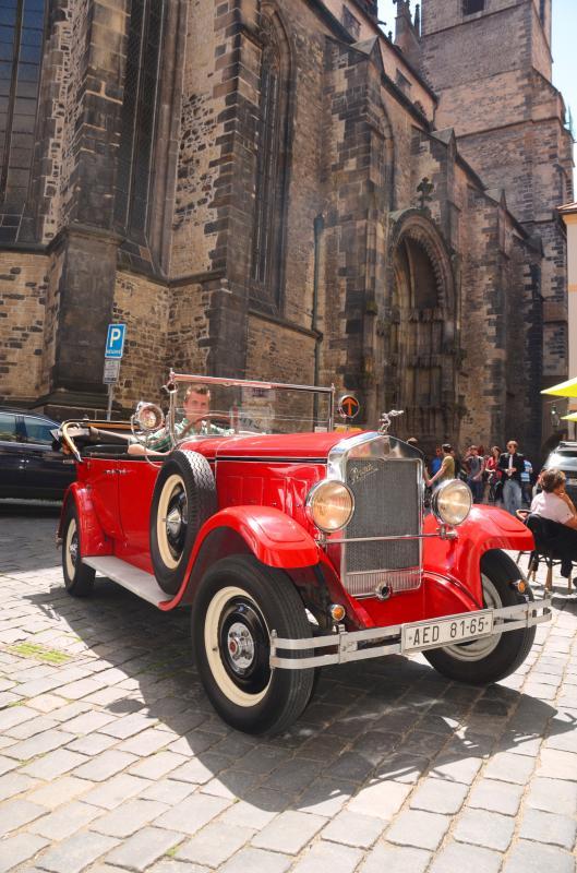 Oldtimer Touren in Prag