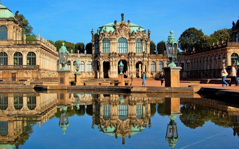 Dresden - the Zwinger