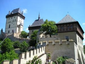 Karlstejn Castle - Czech Rep.