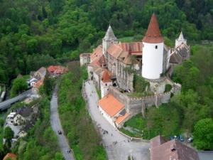 Krivoklat Castle - Czech Republic