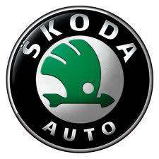 Skoda factory emblem